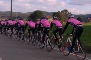El equipo Gomur-Cantabria Deporte fue el mejor de la carrera cántabra.