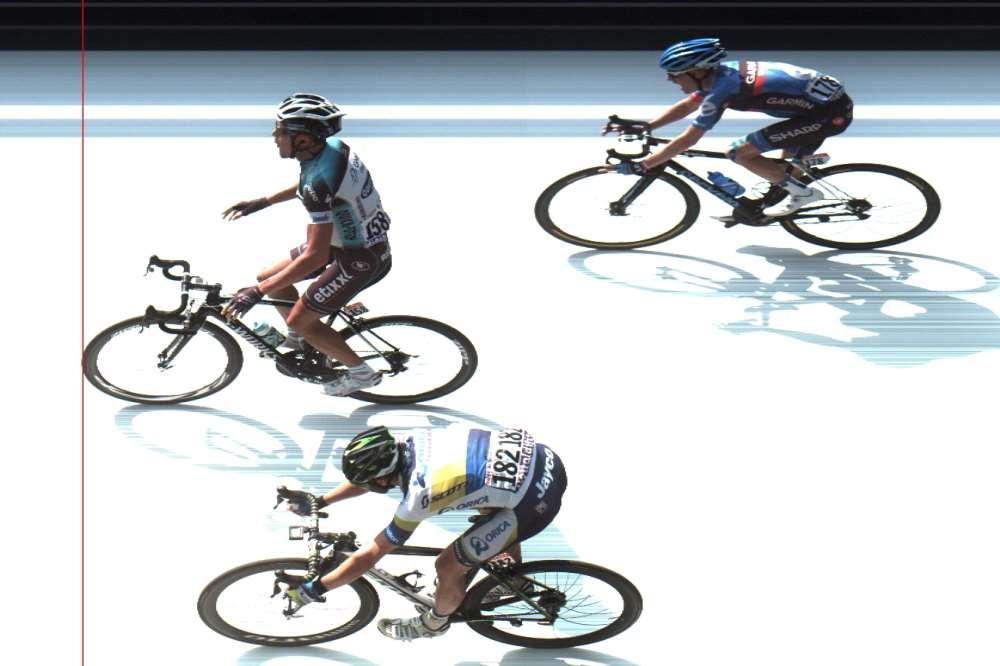 La foto-finish de la etapa / ASO