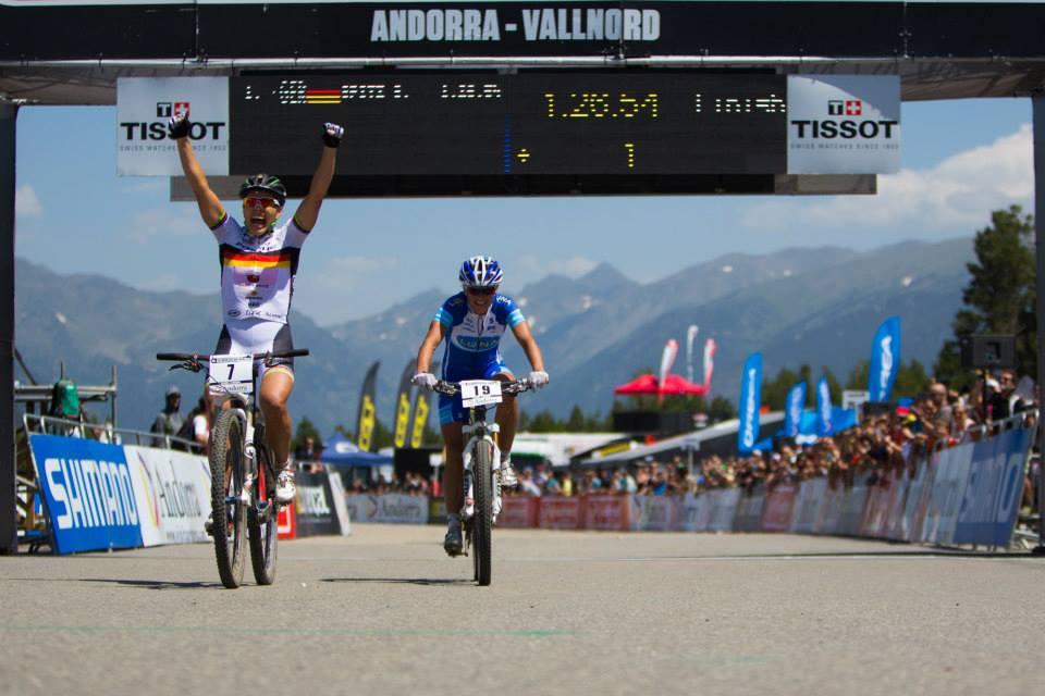 Schurter reina en el XCO de la Copa del Mundo de Vallnord - Ciclo21