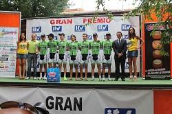 Bicicletas Rodríguez Extremadura, el mejor equipo de la ronda toledana.