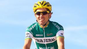 Arroyo, en la pasada Vuelta a España