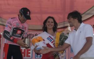 Alonso, en el Giro de Italia © Joan Seguidor