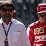Luis García Abad y Fernando Alonso © worldcarfans.com