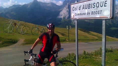 Óscar B. G., el ciclista fallecido © elmundo.es
