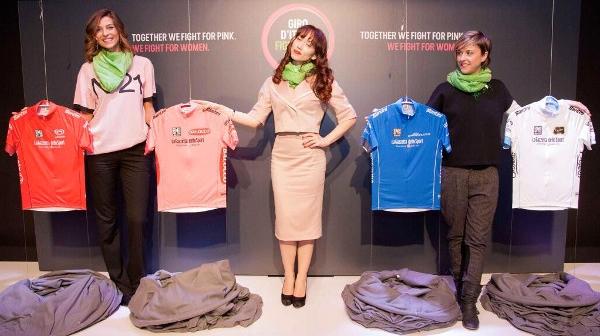 Las nuevas maglias del Giro de Italia
