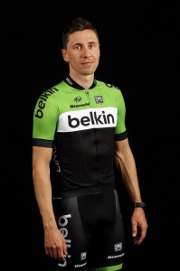 El maillot 2014 de Belkin © twitter