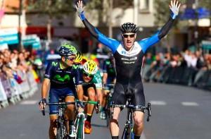 Bennett supera a Lobato © NetApp