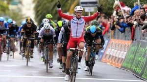 La mejor victoria de Kristoff © RCS