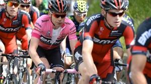 Evans, de rosa © F. Ferrari / La Presse