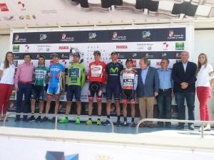 Todos los ganadores © Vuelta CyL