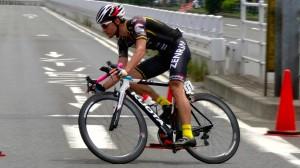 Toribio en la Vuelta Japón © Ukyo