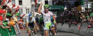 Peter Sagan, vencedor en la 3ª etapa de la Vuelta a Suiza
