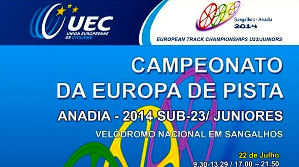 EUROPEO PISTA CARTEL REC