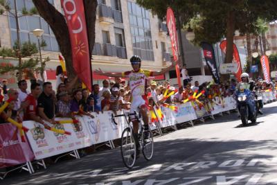 Así ganaba Castrillo su título de campeón.