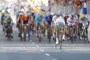 El sprint por la plata © R. G. /CAF