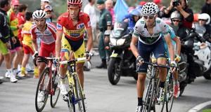 Los tres mejores del TOP Ciclo 21 © Unipublic