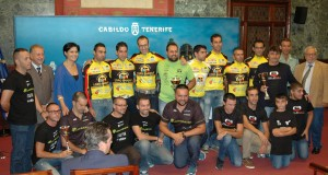 Gala ganadores XII Copa Cabildo de ciclismo © pedaleandoporcanarias xx