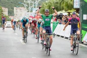 Palini y Bonifazio © 7 Cycling