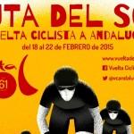 cartel ruta sol andalucia
