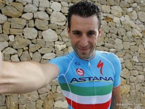 Nibali, el jefe de filas del Astana