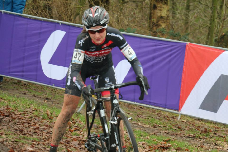 Aida Nuño se clasifica 12ª en el Krawatencross de Lille ...