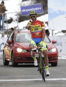 El estreno 2015 de Contador © RDS