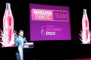 Acto de presentación © Antena 2
