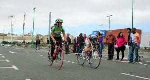 Se reunieron  120 corredores de las distintas escuelas y clubes de Gran Canaria.