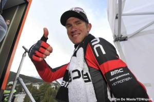 Van Garderen, ganador de etapa