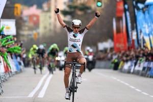 La victoria de Pozzovivo © twitter