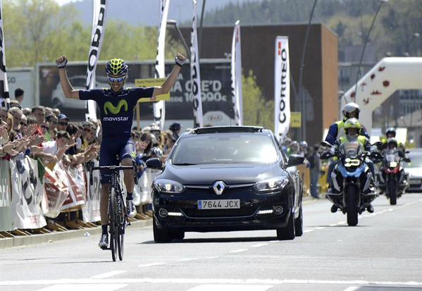 La victoria de José Herrada © eitb
