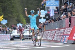 La victoria de Landa © Giro