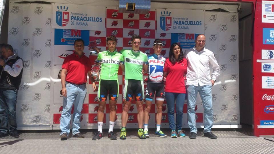 Clasificaciones 30 carrera ciclista paracuellos del - El tiempo en paracuellos del jarama ...