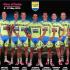 Alineación para el Giro de Italia 2015 © Tnkoff