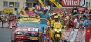 Segunda victoria 2015 de Nibali © ASO