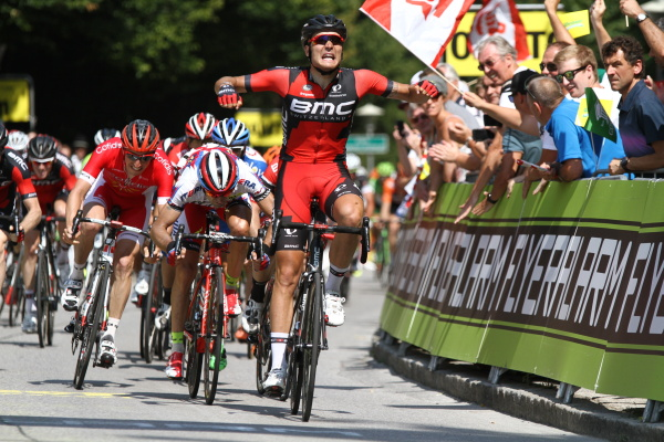 Zabel bate a Vicioso © Tour Austria