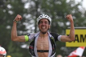 Así gana el vitoriano © Tour Austria
