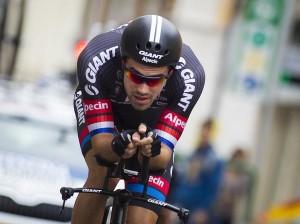 Dumoulin, en acción © RTVE