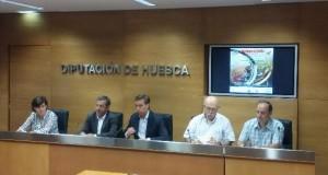 Durante la presentación del Campeonato de España júnior  © RFEC