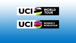 Las dos nuevas marcas © UCI