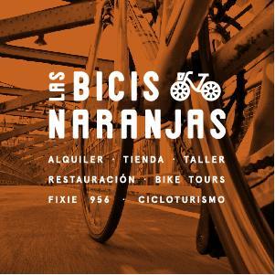 Las Bicis Naranjas (Cádiz)