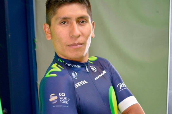 Nairo Quintana © Movistar