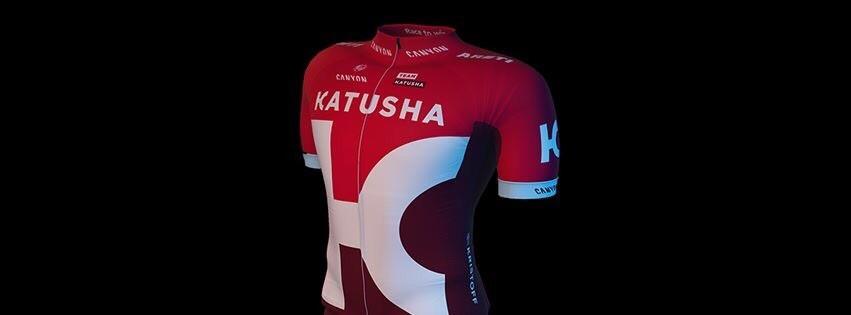 maillot Katusha