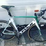 La bici de Héctor Sáez