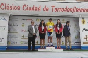 Barceló, líder tras la carrera de Torredonjimeno © RFEC