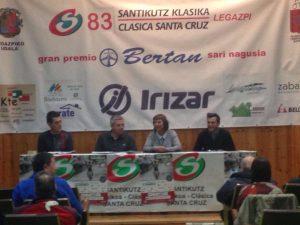 Presentación Santikutz Klasika 2016