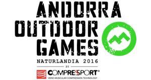 logo Andorra Outdoor Games 2016