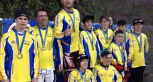Los campeones catalanes de BMX 2016 © FCC
