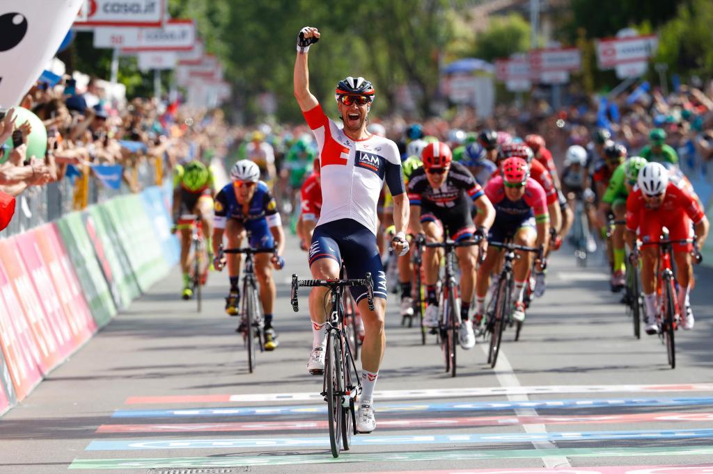 17ª Giro Italia: Kluge endulza el adiós de IAM - Ciclo21