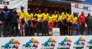 Open España Cofidis 2016 - Todos lideres tras Vall de Lord